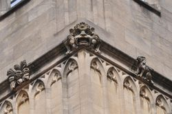 Detail 2, Bodleian Library, Oxford