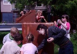 Making the Trojan Horse