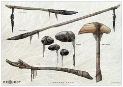 Alien Island native props