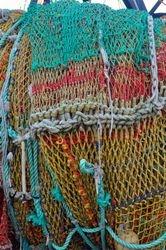 Trawler Net, Fisherman's Wharf