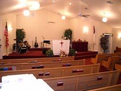 Inside our Church
