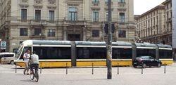 A Series 7600 Tram