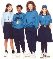 1990 Senior Section Uniform