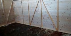 Wooden Garage (18' x 12')