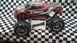 Traxxas 4WD Brushed E-Maxx