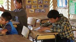 Youth learning language