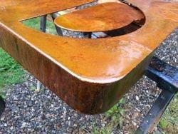 Full Rust acid wash