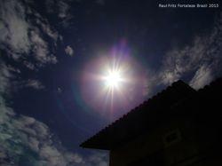 The Sun, our star.