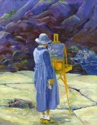 Peggy's Cove Painter