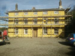 After - Traditional Lime Rendering