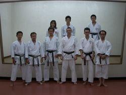 Training with Fukae Shihan
