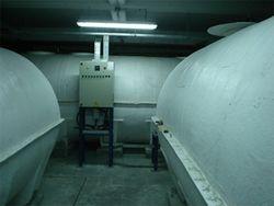 Sistem na bazi aktivnog mulja - Konfiguracija kapaciteta Q=50 m3/dan