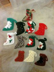 Dozen Christmas Ornaments - Set 7
