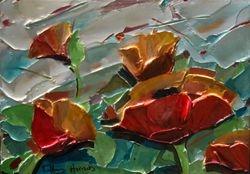 Poppies #3.