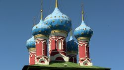 Uglich, Church of St. Dmitri on the Blood