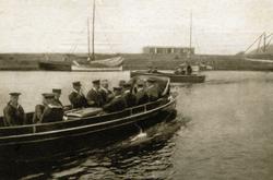 Kejsare Wilhelm II 29 juli 1907
