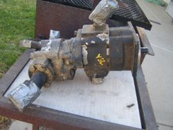 Challenger 75A Charge Pump