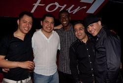 DLM & DJ Betho, DJ Chuck, DJ Keneth, & DJ Mango