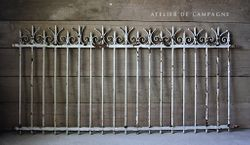 #29/290 FRENCH FENCING 5 PIECES AVAILABLE