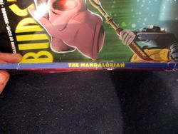 Note of The Mandalorian on Spine of Starburst Magazine #475: The Mandalorian Collectors¿ Edition at The Wombatorium 2.0: A Capital Idea