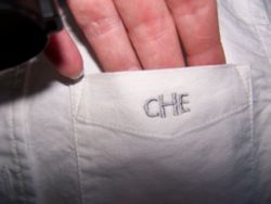 Shirt Monogram