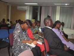 Women of Purpose International Network, Ghana 2012