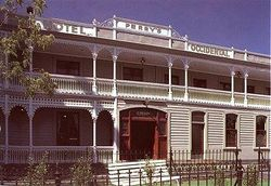 Occidental Hotel Christchurch