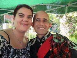 Lyndsey Mason and Lance Harding