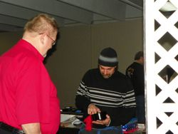 Randy and Roman from Broadway magic