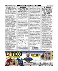 NOTICIAS EN ESPANOL / LA MODA UNISEX BARBERSHOP