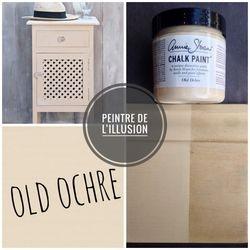 Old Ochre Chalk Paint Annie Sloan