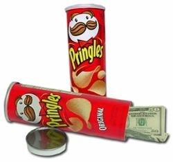 Stash Pringles