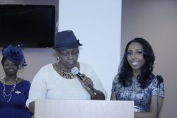 Section Member Sylvia Parks and Presenter