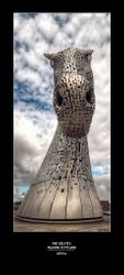 The Kelpies Falkirk-Scotland