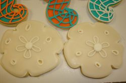 sand dollar cookies $3.50 each