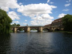 Huntingdon Bridge