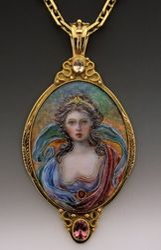 Lady Hamilton - Commission