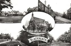 Blackheath. 1920s.