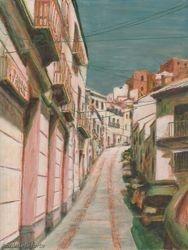 Streets: Setenil, Spain