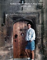 VisitingScotland w/Dad ab1992