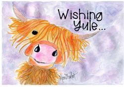 Wishing Yule - Scottie