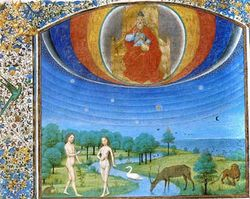 Marmion, Adam and Eve in Paradise