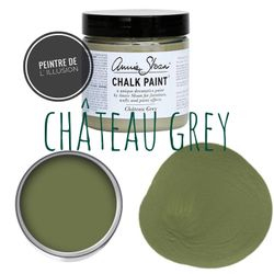 Château Grey Chalk Paint Annie Sloan
