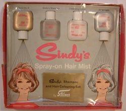 Spray-on Hair Mist