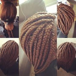Box braid hair salon in Tysons corner VA