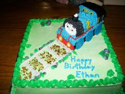 Thomas Birthday