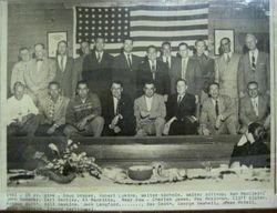 VFW members 1961