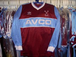 Paul Goddard worn 1984 shirt