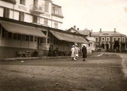 Hotell Kullaberg 1937