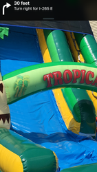 Tropical Slide